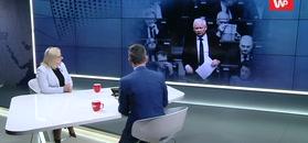 Dziwny wywiad z Kaczyńskim. Beata Kempa komentuje