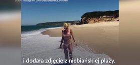 #dziejesiewsporcie: Urszula Radwańska w kuszącym bikini