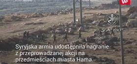 Atak na bastion rebeliantów. Zginęło co najmniej 200 cywilów