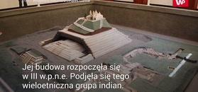 Niezwykła piramida w Meksyku