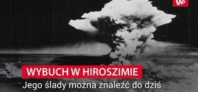 Ślady tragedii. Oto co dzisiaj pozostało po Hiroszimie