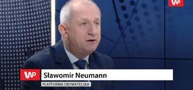 Wybory do PE. Biedroń składa pozew przeciwko Neumannowi. Polityk PO reaguje