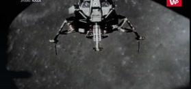 Wylądował na Księżycu. Nie powiedział tego NASA, by nie siać paniki