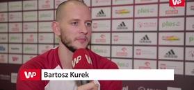 Bartosz Kurek optymistą.
