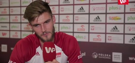Karol Kłos o swojej przerwie od gry w reprezentacji.