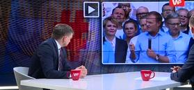 Zbigniew Ziobro ostrzega przed Donaldem Tuskiem.