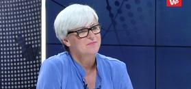 Wybory do PE. Burza po słowach Tuska o Kaczyńskim. Kluzik-Rostkowska komentuje