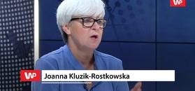 Wybory do PE. Kluzik-Rostkowska o Zalewskiej.
