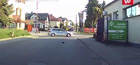 Policjanci zablokowali ulicę. Powód wzbudził podziw internautów