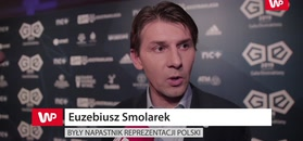 Ebi Smolarek o mistrzostwie Polski dla Piasta.
