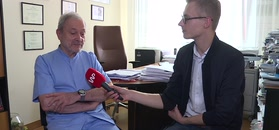 Prof. Ryszard Lauterbach na temat szcześcioraczków