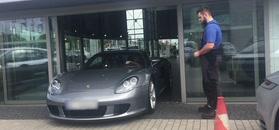 W polskim salonie stanęło Porsche Carrera GT. Można je kupić za cenę wielkiego domu