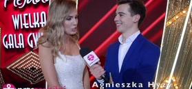 Agnieszka Hyży o Gimperze w