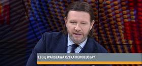 Radosław Majdan o Legii Dariusza Mioduskiego.