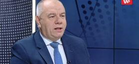 Jacek Sasin zbulwersowany wpisem Bartłomieja Sienkiewicza