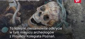 Odkrycie na starówce w Poznaniu. Znawcy oniemieli