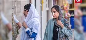 Dziwna moda wśród Iranek. Chodzi o ich nosy