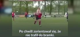 #dziejesiewsporcie: zawodnik cieszył się z gola, którego... nie było
