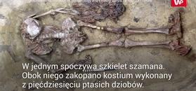Odkryli groby sprzed 5 tys. lat. Znaleźli