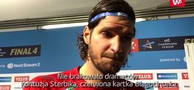 Liga Mistrzów. PGE VIVE Kielce - Telekom Veszprem. Laszlo zdradził przyczyny zwycięstwa