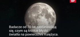 Błyski na Księżycu