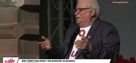 Wałęsa o swoim następcy. Wskazuje na polityka