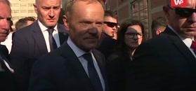 Donald Tusk dla WP. Skomentował wyjście PSL z KE