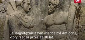 Niesamowite posągi z góry Nemrut