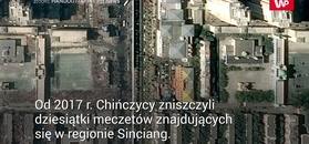 Chińskie władze niszczą meczety