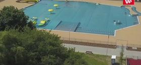To jedyny taki basen w mieście. Obiekt robi wrażenie