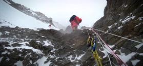 Marcin Kaczkan osiągnął rekord wysokości na K2 zimą.