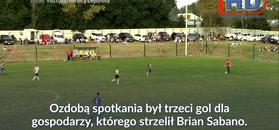 #dziejesiewsporcie: piękny gol z połowy boiska