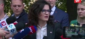 Aleksandra Dulkiewicz po spotkaniu z Morawieckim. Rozmawiali o Westerplatte