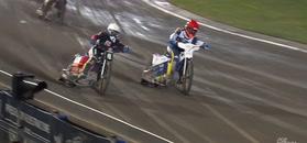 Lampart był w szoku po ataku Drabika. Zobacz skrót meczu Speed Car Motor Lublin - Betard Sparta Wrocław