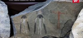 Tajemnicze obrazy w grobowcu