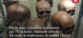 Tajemniczy grób w Finlandii