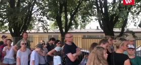 Tłumy na otwarciu Parku Wodnego Moczydło