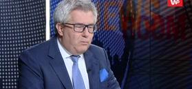 Skandaliczne słowa polskiego siatkarza. Ryszard Czarnecki bał się mocnych słów