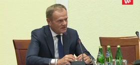 Zatrzymanie Jacka Kapicy. Donald Tusk staje murem za wiceministrem