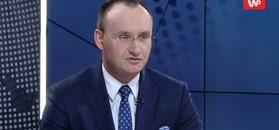 Mikołaj Pawlak gościem programu