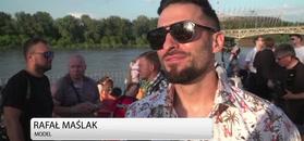 Rafał Maślak narzeka na kulinaria Kamili: