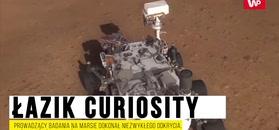 NASA: Ogromne ilości metanu na Marsie. Eksperci wyjaśniają