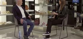 Prezes Kazar: Skarpety do sandałów? Moda na brzydotę dopiero się rozkręca
