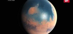 Życie na Marsie. Mogło istnieć nawet 4,2 mld lat temu
