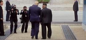 Spotkanie Trump-Kim. Prezydent USA przekracza granicę