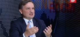 Zbigniew Ziobro komentuje decyzję prezydenta.