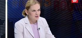 Barbara Nowacka o Donaldzie Tusku.