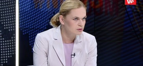 Barbara Nowacka o Robercie Biedroniu.