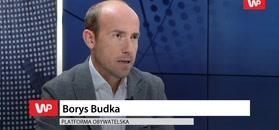 Borys Budka zażenowany działaniami polskiego rządu ws. Fransa Timmermansa