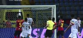 #dziejesiewsporcie: fantastyczna bramka w Pucharze Narodów Afryki. Bramkarz był bez szans!